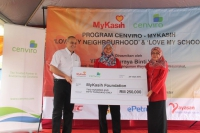 Cenviro Group Assists 250 Families in Pendang