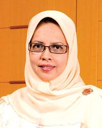 Puan Siti Khairon Binti Shariff
