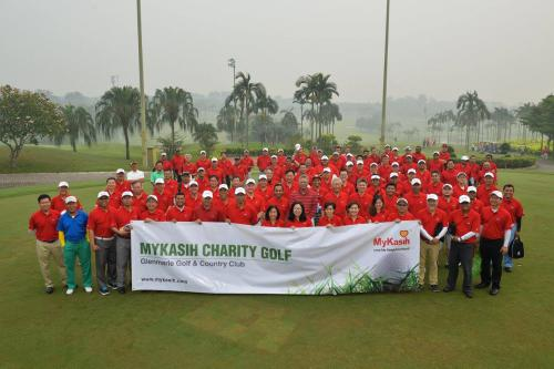 MyKasih Charity Golf 2015