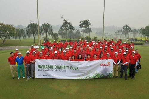 MyKasih Charity Golf 2015