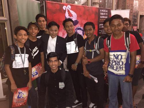JTI Malaysia A musical tribute to Sudirman in aid of MyKasih