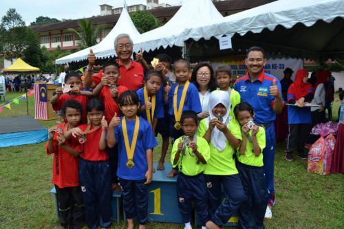SK Bukit Lanjan 33rd Annual Sports Carnival