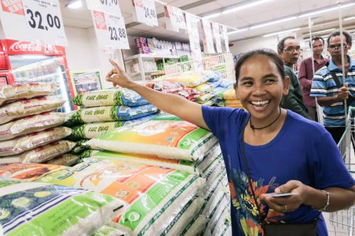 The Store Group's 'Weaving A New Future' donation to MyKasih
