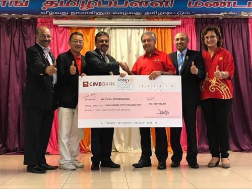 Rotary Kasih Enters 4th Year