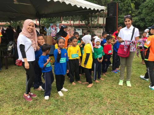 SK Bukit Lanjan (Asli) Annual Sport Carnival 2018