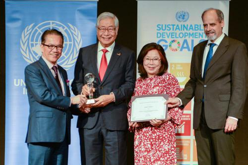 UN Malaysia Awards 2018